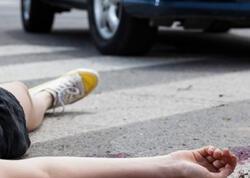 Qadın sürücü avtomobili aşırdı, sərnişin öldü