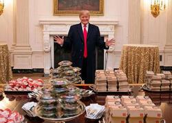 """""""Tramp 3 minlik burger borcunu hələ də ödəməyib"""""""
