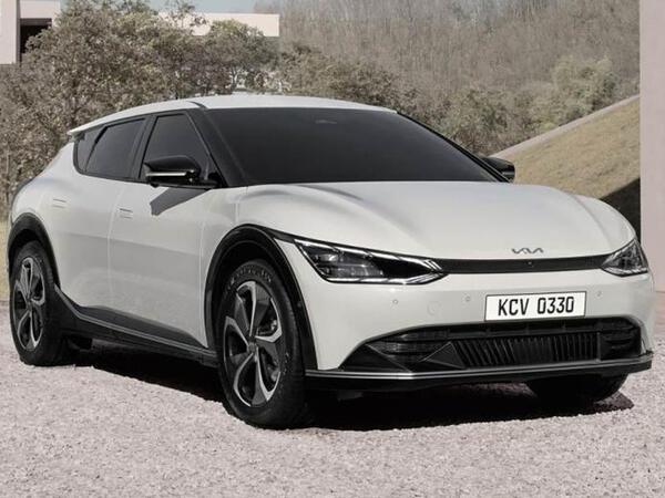 Kia EV6 modeli barədə ətraflı məlumat verib - FOTO