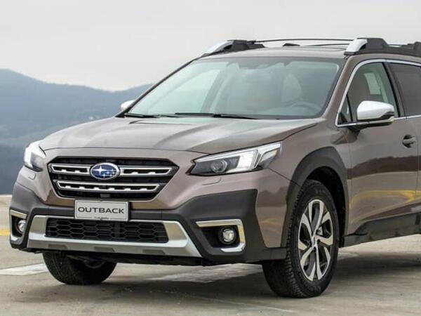 Yeni Subaru Outback universalı Avropada debüt edib - FOTO