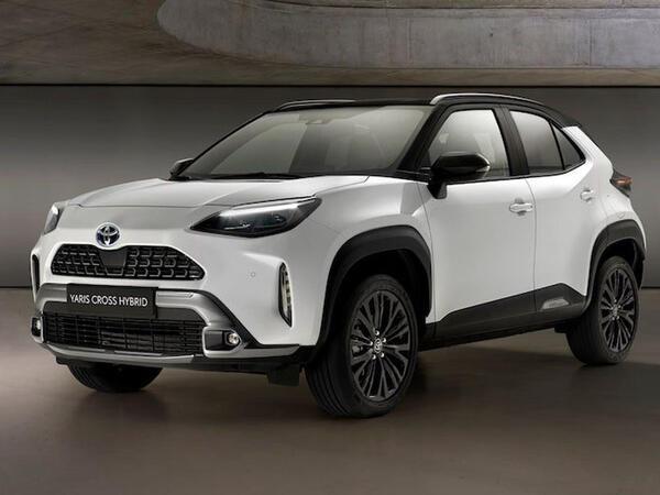 Toyota Yaris Cross Avropada iki yeni versiyada təklif ediləıcək - FOTO