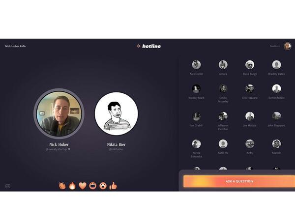 Facebook şirkəti Hotline adlı Clubhouse analoqunun beta testinə start verib