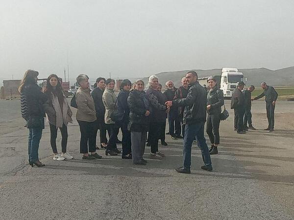 """İrəvanda """"əsir"""" fırıldağı - erməniləri kim aldatdı? - FOTO"""