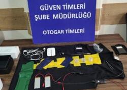 Türkiyədə sürücülük imtahanına girənlərə cavabları ötürən azərbaycanlı tutuldu