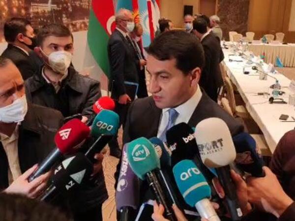 Türk Şurası çərçivəsində Media Koordinasiya Komitəsi yaradılmalıdır - Prezidentin köməkçisi - VİDEO