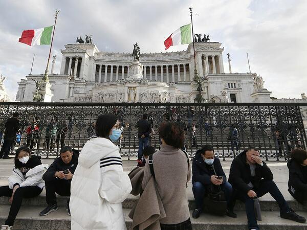 İtaliyada son sutka ərzində koronavirusdan 344 nəfər ölüb
