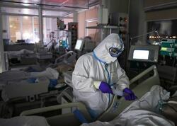 Rusiyada son sutkada koronavirusdan 337 nəfər ölüb