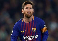 Messi Ramosa çatdı, susqunluğunu yenə poza bilmədi