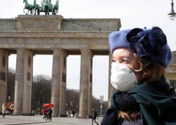 Almaniyada koronavirusa yoluxanların sayı 3 milyonu ötüb