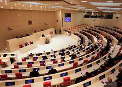 Gürcüstan parlamentində Qarabağla bağlı müzakirələr keçirilir