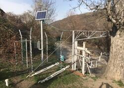 Ən müasir hidroloji stansiyalar istismara verildi - FOTO