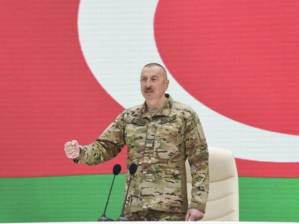 """""""Prezident İlham Əliyev verdiyi vədlərin hamısını yerinə yetirib"""""""