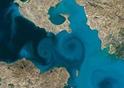 Van gölünün şəkli NASA yarışmasında qalib oldu