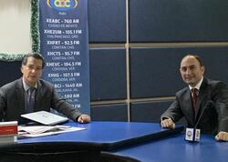 Meksika radiosunda Qarabağdakı maneələrdən danışıldı