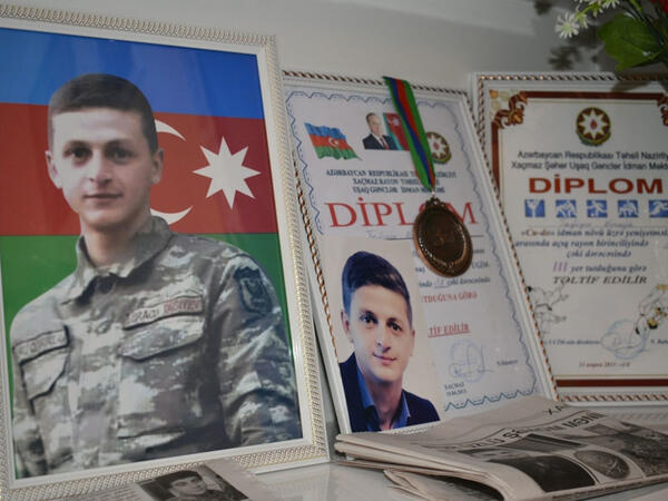 Murovdağda şəhid olan 19 yaşlı qəhrəman - FOTO