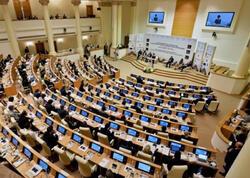 Gürcüstanda beş deputat hakim partiyanı tərk edib