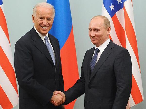 Bayden Putinlə yay aylarında Avropada görüşə bilər
