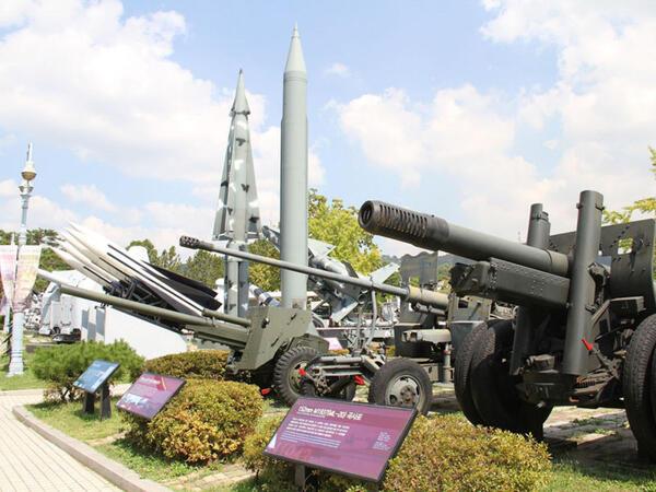 Koreya müharibəsini əks etdirən Memorial Kompleks - FOTOSESSİYA