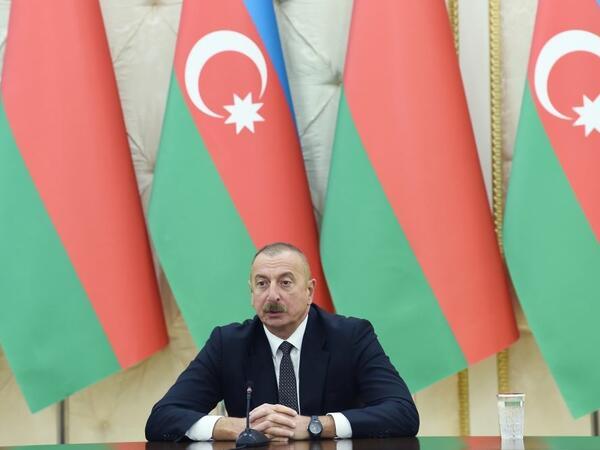 Prezident İlham Əliyev: Dağlıq Qarabağ münaqişəsi nizamlanıb