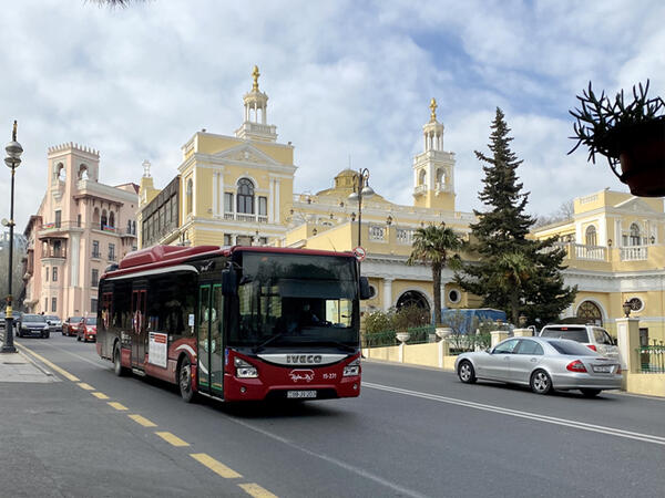 Sabah və bazar günü avtobuslar işləyəcək - RƏSMİ