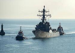 """ABŞ geri çəkildi - <span class=""""color_red"""">Döyüş gəmilərini Qara dənizə göndərmədi</span>"""
