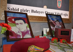 Düşmənin tanklarını qənimət götürən şəhid Orxan Balayevi tanıyaq - FOTO
