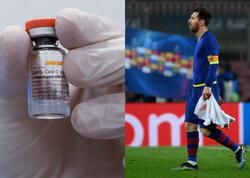"""Messi bir formasının əvəzinə 50 min doza """"Sinovac"""" aldı"""