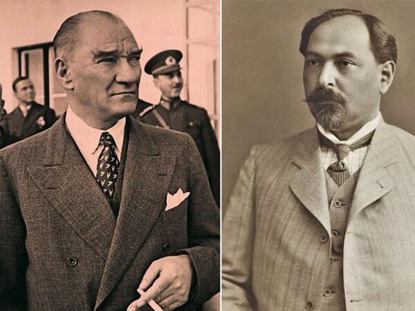 """Azərbaycandan borc istəyən Atatürkün məktubu - <span class=""""color_red"""">Nadir fakt</span>"""