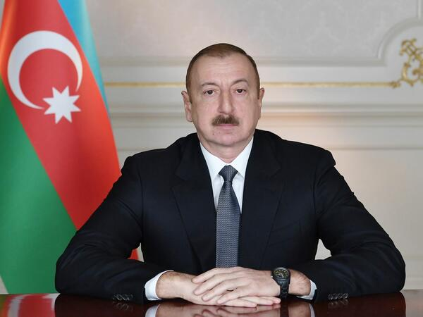 Prezident İlham Əliyev Macarıstanın dövlət başçısını təbrik edib