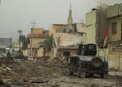 İraqın Mosul şəhərində dağıntılar altından 1,59 milyon dollar, kiloqramlarla qızıl və gümüş tapılıb
