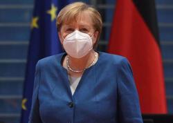 """Merkelə də peyvənd vuruldu -""""AstraZeneca""""nı seçib - FOTO"""