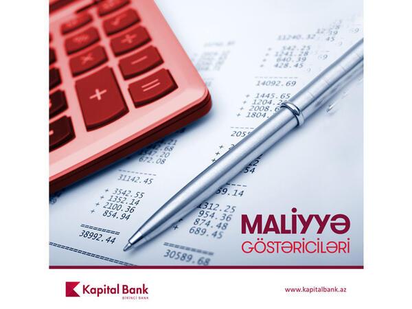 Kapital Bank 2021-ci ilin I rübünün nəticələrini elan edib