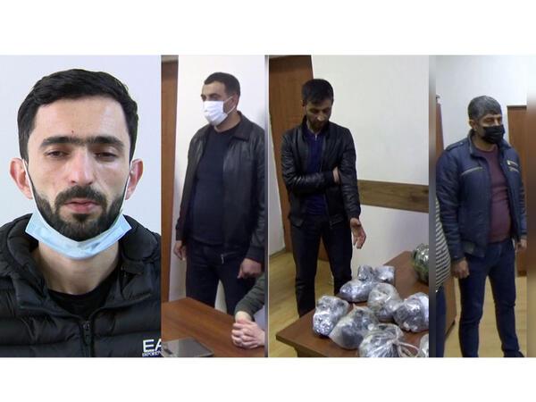 Polis 68 kq narkotik vasitəni dövriyyədən çıxarıb - VİDEO - FOTO
