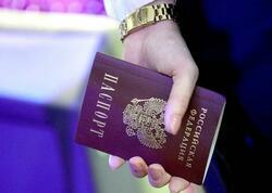 Rusiya DİN pasportlardakı fotoşəkillər və qeydlərlə bağlı xəbərdarlıq edib