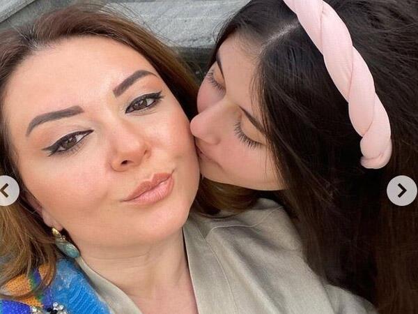 Lalə Azərtaşın özündən gözəl qızları - FOTO