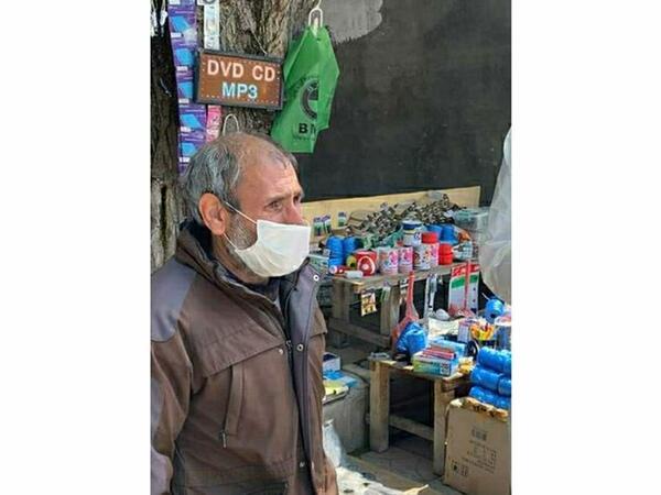 İsmayıllıda koronavirus xəstəsi bazara getdi, tutuldu