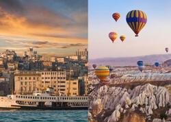 Son 14 ayda Türkiyəni 17 milyondan çox turist ziyarət edib