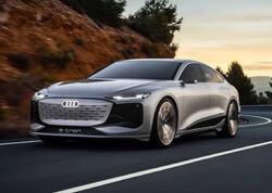 Audi A6 e-tron konseptinin şəkilləri peyda olub - FOTO