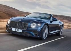 Bentley üçüncü nəsil Continental GT Speed kabrioletini təqdim edib - FOTO