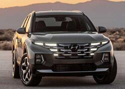Hyundai Santa Cruz pikapını nümayiş etdirib - VİDEO - FOTO