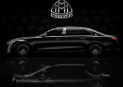 Maybach 100-illik yubileyinə hazırlaşır - FOTO
