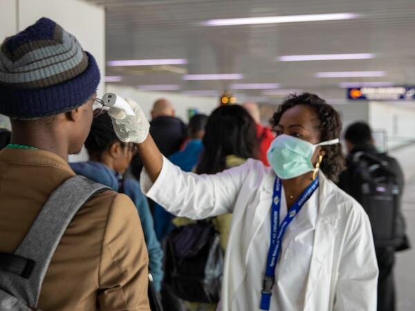 Afrikada koronavirusa yoluxanların sayı 4,42 milyonu ötüb