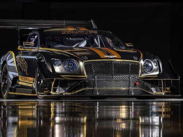 Bentley yenidən Pikes Peak yarışında iştirak edəcək - FOTO