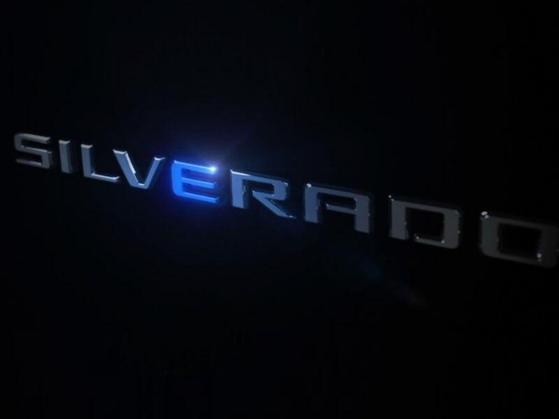 Chevrolet Silverado elektrik pikapına çevriləcək - VİDEO