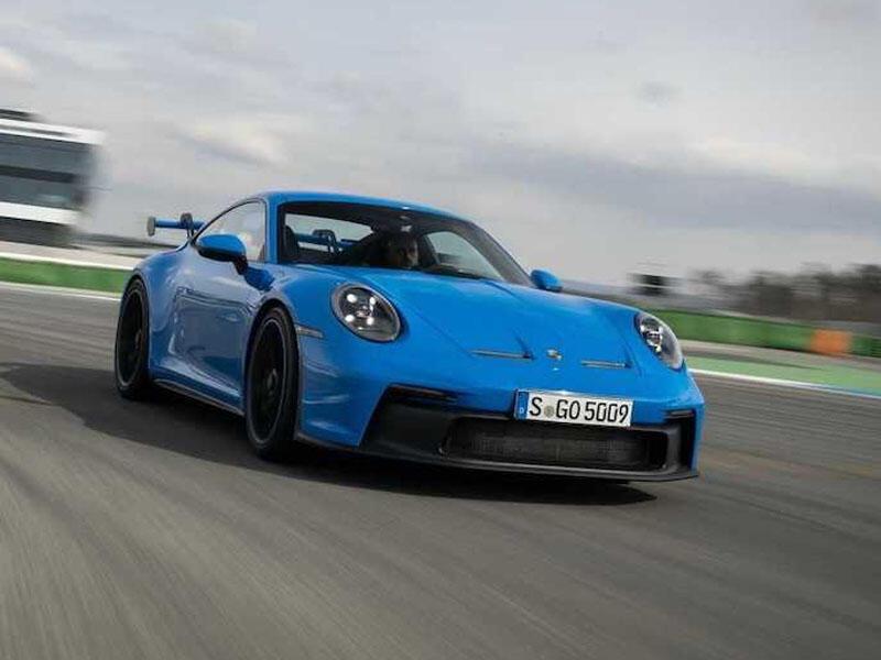Yeni Porsche 911 GT3 300 km/saat sürətilə 5000 kilometr qət edib - FOTO