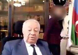 Hüseynbala Mirələmovun biabırçı görüntüləri yayıldı - VİDEO