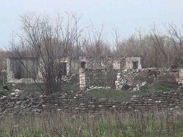 Ağdam rayonunun Baş Qərvənd kəndi - VİDEO