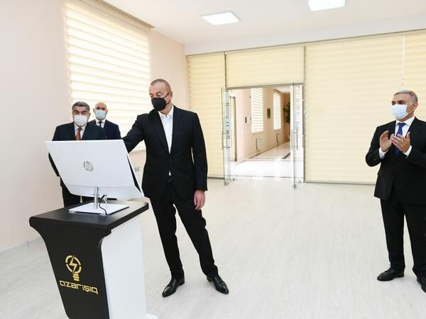 Dövlət başçısının Hacıqabulda istifadəyə verdiyi müəssisələr uğurlu iqtisadiyyatın göstəricisidir - Deputat