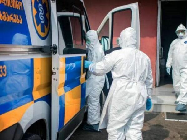 Gürcüstanda koronavirusa daha 1310 nəfər yoluxub, 12 nəfər ölüb