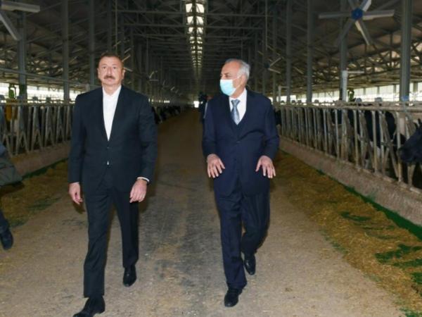 """""""Yeni iş yerlərinin açılması sosial problemlərin həllinə kömək edəcək"""""""